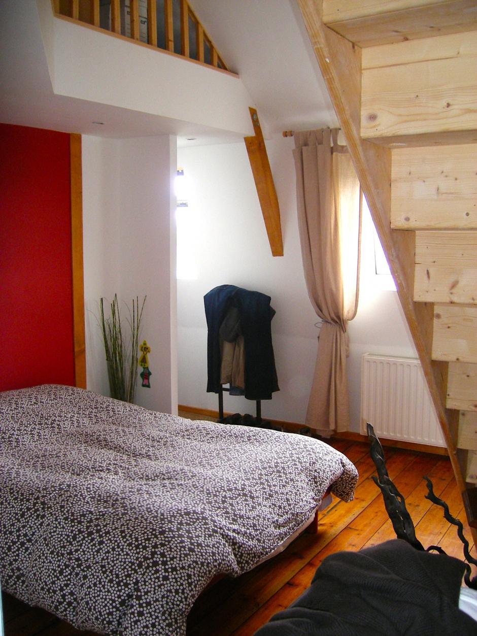plak 39 eau blog archive kleber am nagement d un grenier en suite parentale et cr ation d une. Black Bedroom Furniture Sets. Home Design Ideas